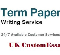 Affordable Term Paper Writing Service – Know About It!!