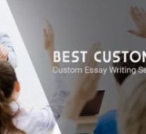 The various benefits of custom essay writing service
