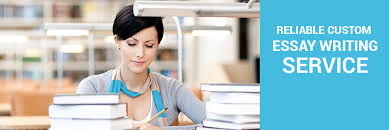 What can You Expect from Custom Essay Writing Service?