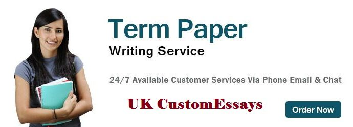 Term Paper Writing Service Free From Plagiarism with Utmost Confidentiality