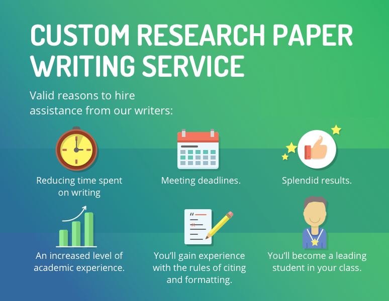 Research Paper Writing Service Can Help You Secure The Best Grades  Research Paper Writing Service